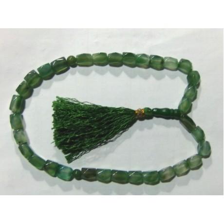 Green Agate / Aqeeq