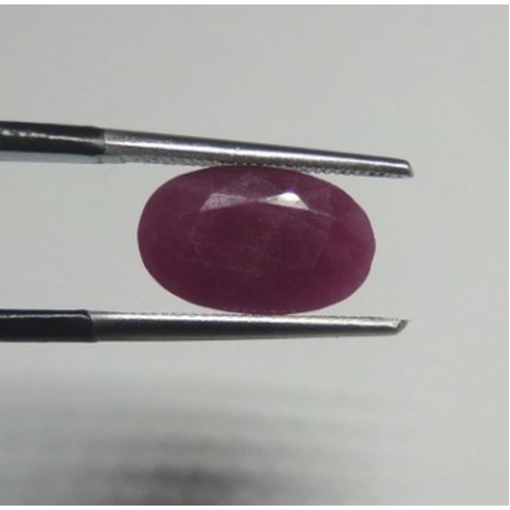 Afghan Ruby 3.25ct