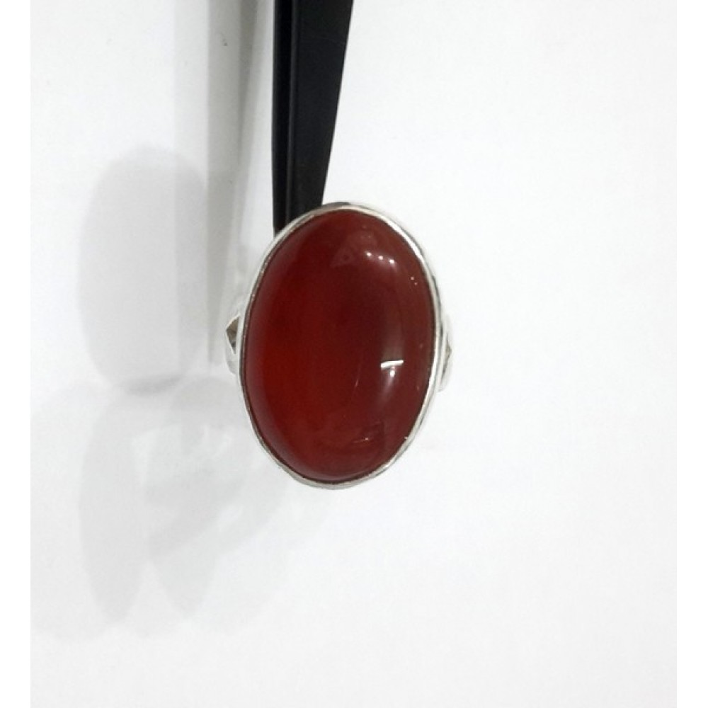 Big Size Agate Ring
