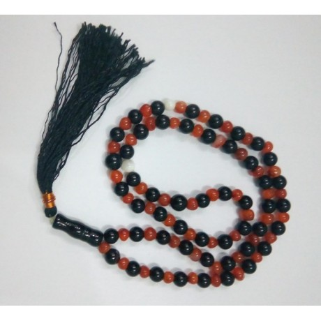 Black & Red Agate